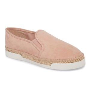 VINCE CAMUTO Blush Tambie Espadrille Sneaker 7.5